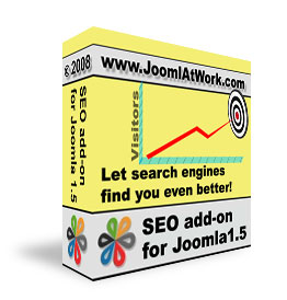 Joomla 1.5 SEO component extened version